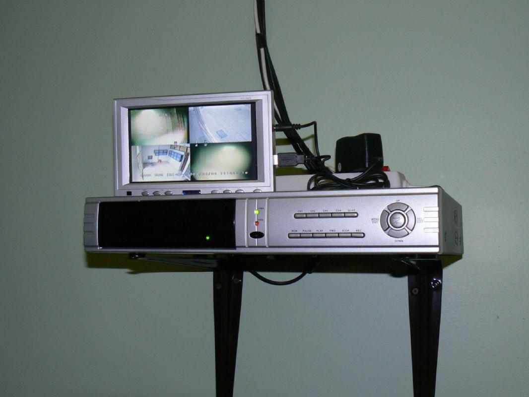Videonadzor u zgradi
