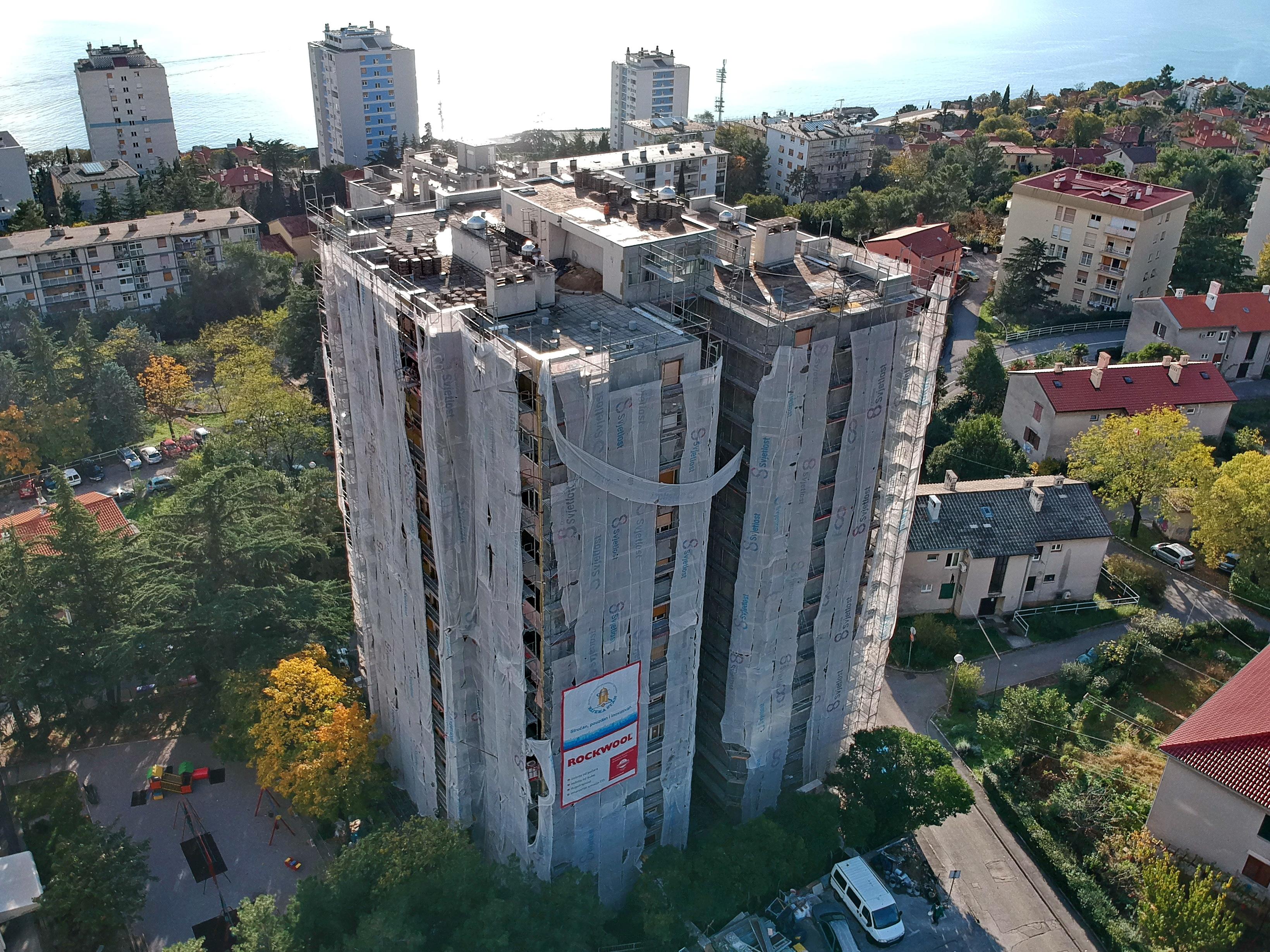 Otkazan Poziv na dostavu projektnih prijedloga za energetsku obnovu višestambenih zgrada